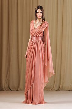 Alberta Ferretti Resort 2011 - Look 12