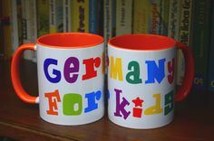 Share and Win! Share this facebook post to your friends and win a Germany For Kids mug. Three lucky winners will be chosen on Tuesday 20th December and your mug will be shipped to you to start the New Year. Good luck.