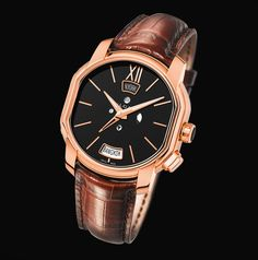 Bulgari Introduces the Hora Domvs Dual Time Zone that Accounts for DST