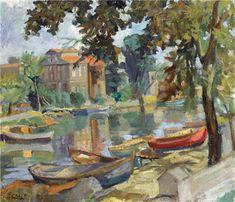İbrahim ÇALLI (Turkish painter, 1882-1960)