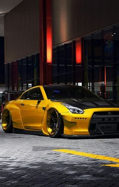 (°!°) Rocketbunny Pandem Nissan GT-R Widebody
