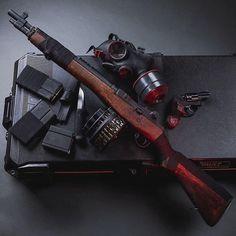 Drum Magazine, Custom Guns, Shotgun, Cannon, Firearms, Tape, Classic, Instagram, Weapons