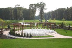 Ceremony Location at Atkinson Resort & Country Club
