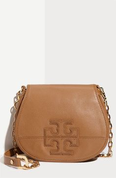 Tory Burch 'Mini Logo' Shoulder Bag