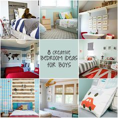 8 Creative Bedroom Ideas for Boys