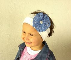 Baby headband children headband spring  fall by KnitterPrincess, $7.90
