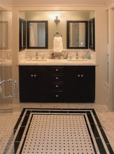 Hmm, I'm currently doing a vanity very similar to this one, I think I will add a towel holder! :)