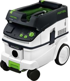 Mobiele stofafzuiger CLEANTEX CTL 26 AC: CTL 26 E AC (€ 609 excl. 21% BTW)
