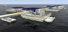 Maritim Nomadhomes  with  Solarenergy  Windpowersystems