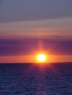 Manitoulin Island - Sunset over the North Channel. Photo by Alan Mihelchic Manitoulin Island, Water Island, Waterfront Cottage, Beautiful Islands, Four Seasons, Color Inspiration, Sunsets, Fresh Water, Trips