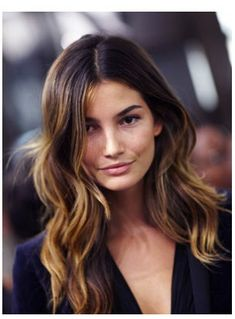 Balayage Ombre Hair! love it