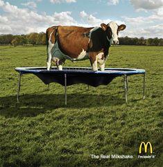McDonald's: The Real Milkshake #ads #werbung