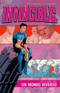 Invincible Vol. A Different World - Comics by comiXology A Different World, Perfect Strangers, Three's Company, Story Arc, Free Comics, Image Comics, You Are The Father, Super Powers, Audio Books