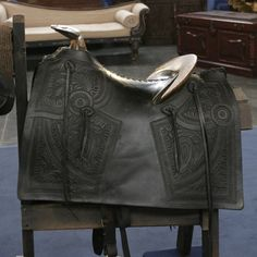 19th century saddle