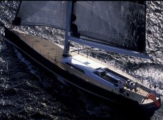 Wally - 94' Magic Carpet II - Designed by Germán Frers
