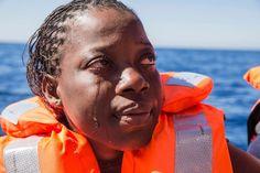 Imágenes del drama de la inmigración en el Mediterráneo.- El Muni.