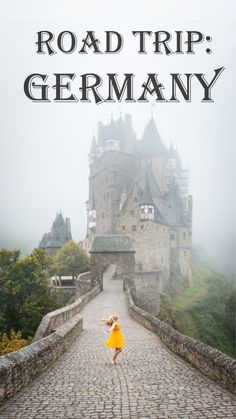 Southern Germany offers dramatic scenery ancient castles friendly people and quaint villages. Our 2 week road trip itinerary will take you to all of the highlights in this beautiful region including the amazing Berg Eltz Castle! by Wandering Wheatleys ( Visit Germany, Germany Travel, Germany Europe, Travel Writing Books, Honeymoon Photography, Road Trip, Switzerland Vacation, Germany Photography, Germany Castles