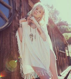 Freedom Reigns   Shanay Hall   Zoey Grossman #photography   For Love and Lemons Fall 2012 Collection   #bohemian #boho #hippie #gypsy