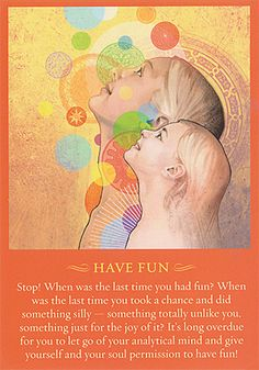 daily message oracle cards and photos - Google Search