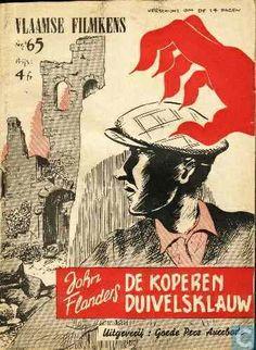 Boeken - Vlaamse Filmkens - De koperen duivelsklauw