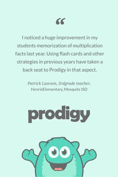 36 Best About Prodigy images in 2018   Teaching math