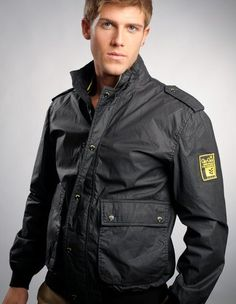 Gio Goi Leather Jacket September 2017