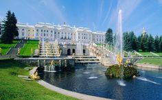Russian Summer Palace