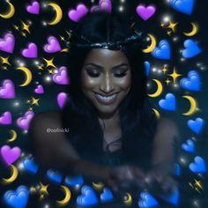 Regret In Your Tears Edit by me @oofnicki on instagram. Nicki Manaj, Nicki Minaj Wallpaper, Queen Aesthetic, Wwe Female, Female Wrestlers, Aesthetic Pastel Wallpaper, Regrets, Rapper, Barbie