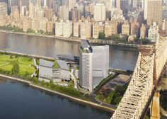 New Cornell Tech campus breaks ground on Roosevelt Island