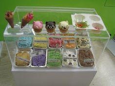 The Mini Food Blog: The Gelato Stand ~ Mimi Chan