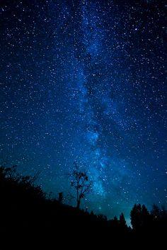 """Thorpe's beautiful """"Grand Teton Night Sky"""""""