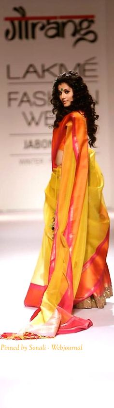 Tapsee for Gaurang Shah at Lakme Fashion Week Winter 2014