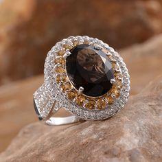25 Best Smoky Quartz Jewelry Images Quartz Jewelry Smoky Quartz