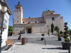 """BARGAS (TOLEDO) Iglesia de San Esteban Protomártir (22-06-13) ENLACES DE 76 PUEBLOS DE LA PROVINCIA DE TOLEDO: Rutas, Monumentos y pueblos de Toledo con """"encanto"""" http://elrealdesanvicente.blogspot.com.es/ Pueblos de Toledo (Rutas y guías de interés) http://elrealdesanvicente13.blogspot.com.es/ El Real de San Vicente (Un pueblo con mucho """"encanto"""") http://realdesanvicentepuebloconencanto."""