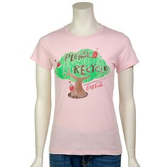 50101923040 Coca-Cola Please Recycle RPET Jr T-Shirt Large Review Buy Now Share A