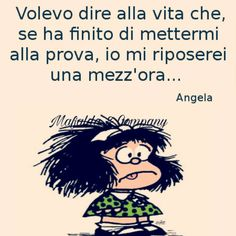 Non solo alla Vita! Words Quotes, Wise Words, Italian Quotes, Funny Images, Vignettes, Sentences, Life Lessons, Favorite Quotes, Quotations