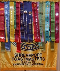 Shreveport Toastmasters- club 718 located in Shreveport, Louisiana U.S.A. Thank you to Manhal Shukayr for the banner picture.