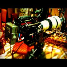 """#red #epic #camera #rig #lens #ig #igers #ignation"" by @reichlejj"