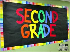 Lucky Little Learners: 2015-2016 Classroom Reveal