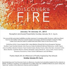 A painting titled Cinder by Vancouver Artist Heather Elizabeth Curry, will be displayed during next years 2015 Seymour Art Gallery Discovery FIRE Exhibit. Cinder, Exhibit, Vancouver, Discovery, Curry, Art Gallery, Fire, Landscape, Artist