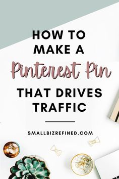 One of the biggest Pinterest mistakes: not putting enough effort into creating pins that catch the eye (and convert!). Even with fabulous products & content and a kick-ass Pinterest keyword strategy, if your pin isn't attractive, you won't get clicks and traffic from Pinterest. Good thing it's an easy fix! Here are 6 Pinterest tips on how to make pins that drive traffic - plus the free graphic design tool I use. #pinteresttips #pinterestmarketing #businesstips #socialmediatips #smallbusiness Pinterest Advertising, Pinterest Marketing, Advertising Ideas, Online Marketing, Media Marketing, Marketing Training, Mobile Marketing, Affiliate Marketing, Digital Marketing