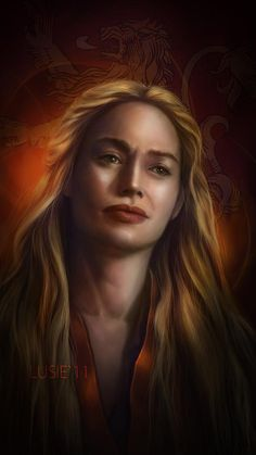 [SPOILERS] Cersei by lusie