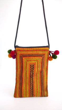 A personal favourite from my Etsy shop https://www.etsy.com/sg-en/listing/260246807/boho-embroidery-tribal-cross-body-bag