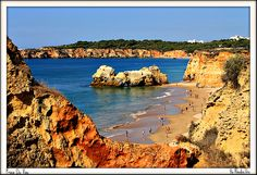 #beach Praia Do Vau #Algarve #Portugal