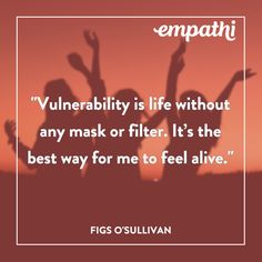 Accessing, feeling, and sharing your vulnerability helps you connect more fully to the world around you. Vulnerability Quotes, Prom Dresses With Pockets, Connection, Relationship, Inspirational, Feelings, Learning, Life, Character