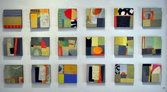 """Janr Davies - collage journeys: You Can Own One Of These - Or you can make some yourself. Just follow her instructions. Also """"I use a satin varnish from Golden, two coats."""""""