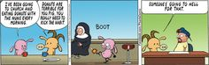 Pearls Before Swine Comic Strip, July 18, 2014 on GoComics.com