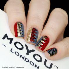 Плитка для стемпинга MoYou London Holy Shapes 06 - купить с доставкой по Москве, CПб и всей России.