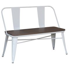 Shop for Modus Industrial Double Bench. Get free shipping at Overstock.com - Your Online Furniture Outlet Store! Get 5% in rewards with Club O!