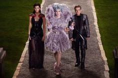 The Hunger Games: Catching Fire - Katniss, Effie & Peeta